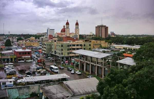 Фото. Матурин, Венесуэла