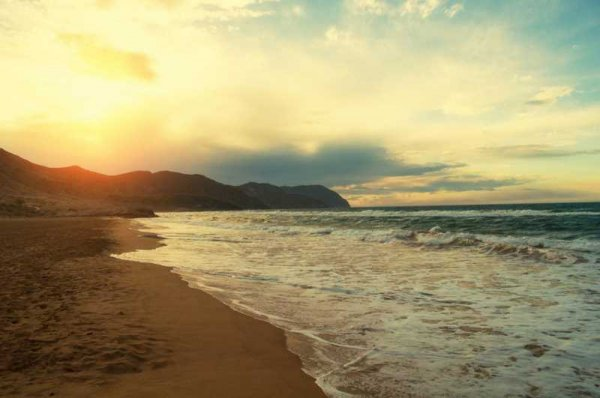 Фото. Пляж Кальбланке