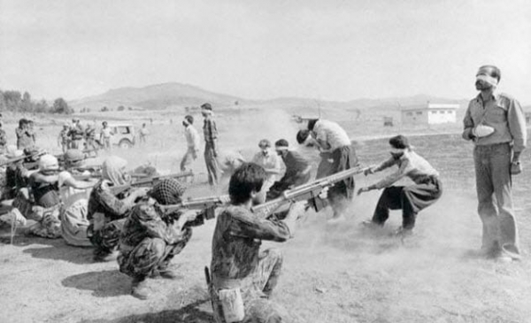 Firing-Squad-In-Iran-1979