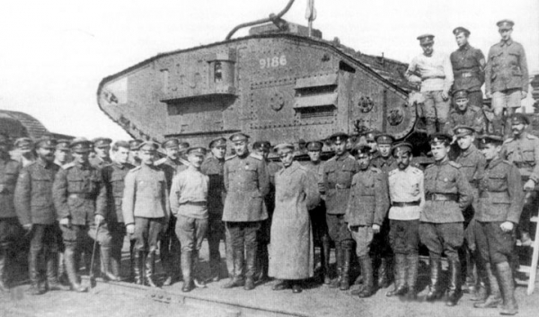 Фото. Гражданская война в России