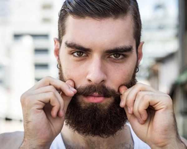 Фото. Борода придает мужественности