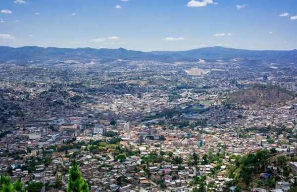 Фото. Федеральный округ Центральный, Гондурас