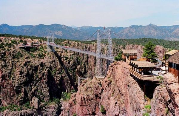 Фото. Мост где разбился Двейн Уэстон