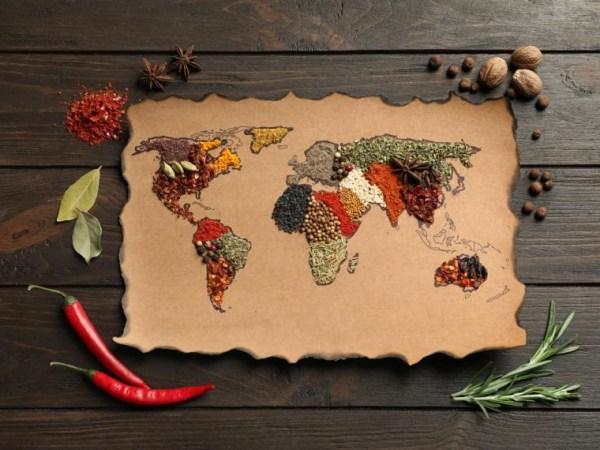 Биоразнообраие продуктов
