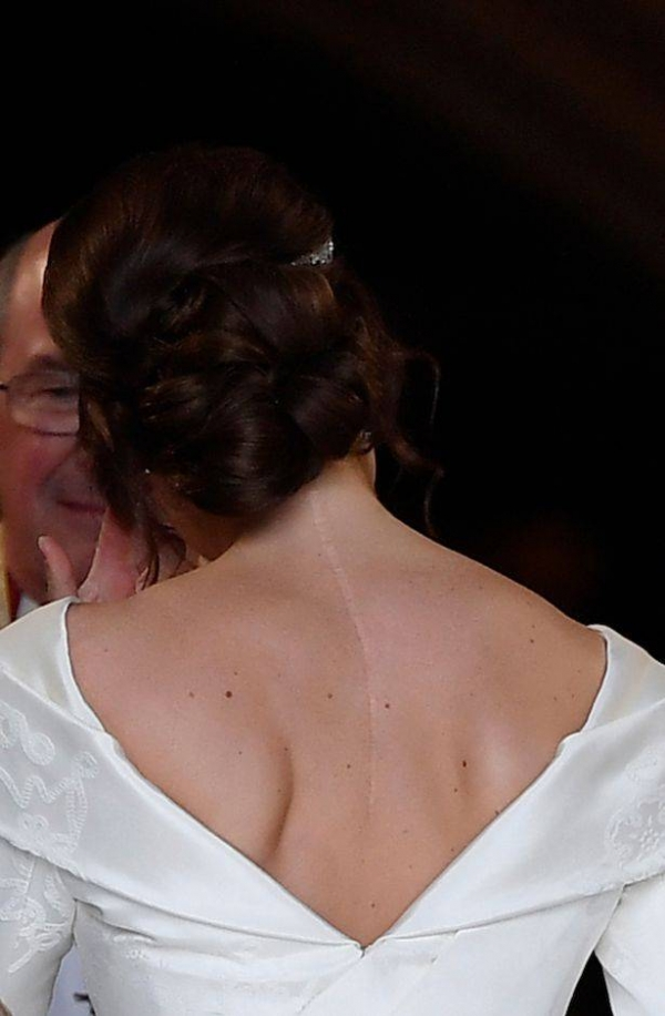 Во время свадьбы принцессы Евгении