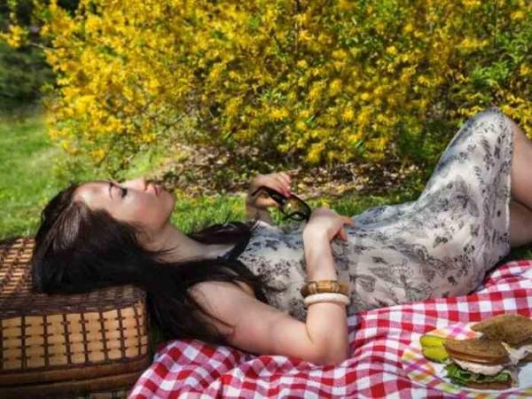 Фото. Отдых улучшает наше кровяное давление