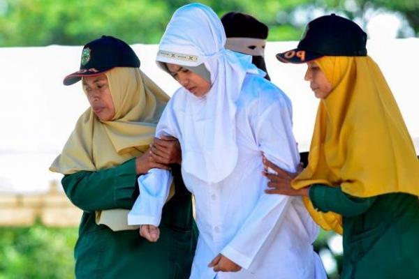 наказаине у мусульман