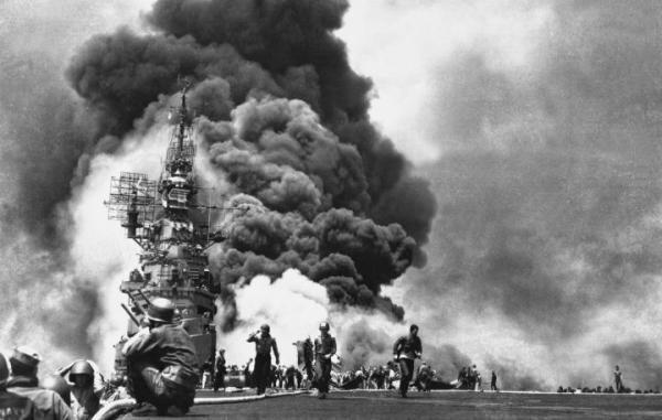 Фото. Вторая мировая война