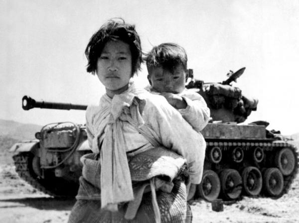 Фото. Корейская война