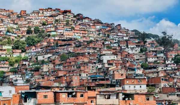 Фото. Каракас, Венесуэла