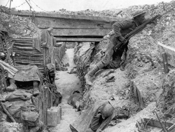 Фото. Первая мировая война