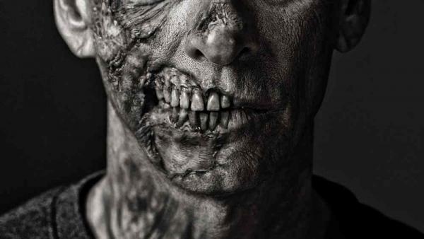 Фото. Зомби