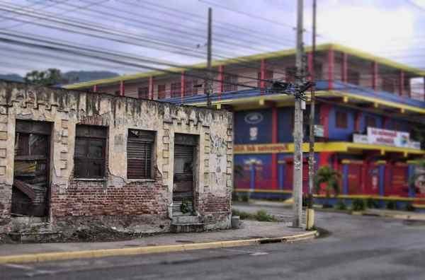 Фото. Сан-Педро-Сула, Гондурас