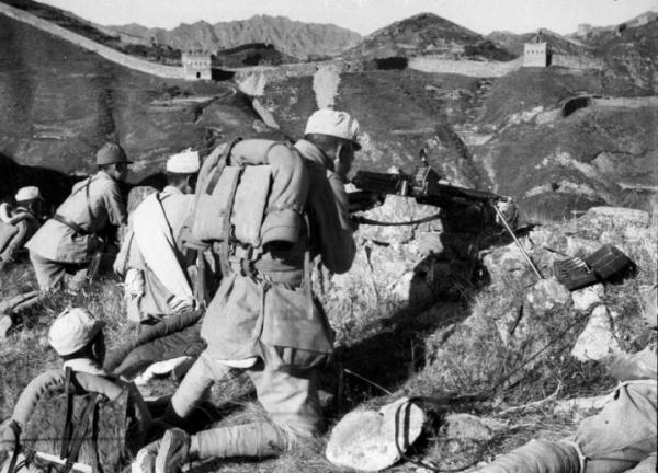 Фото. Китайская гражданская война