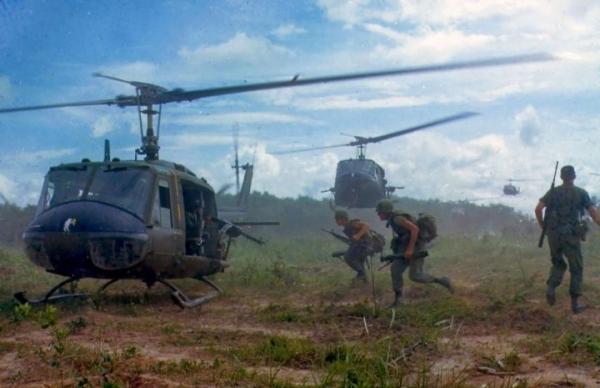 Фото. Война во Вьетнаме