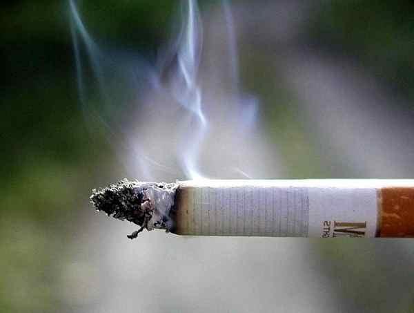 Фото. Курение