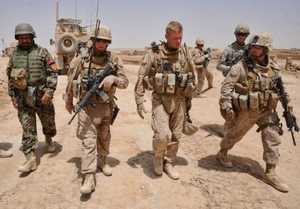 Фото. Война в Афганистане