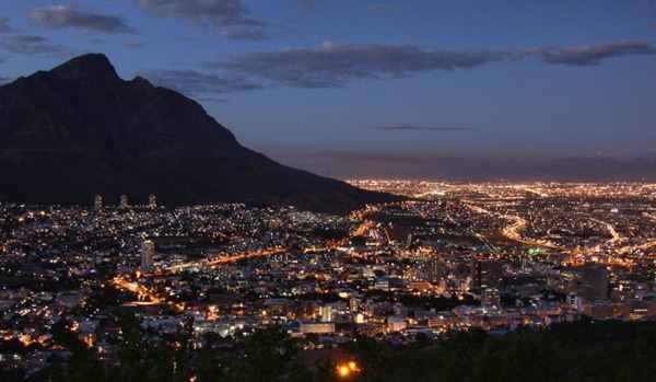 Фото. Кейптаун, ЮАР