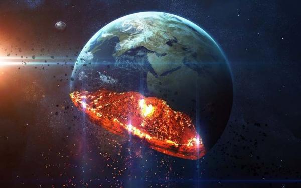 Фото. Конец мира