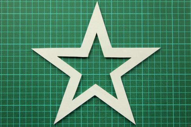 Звезды своими руками фото