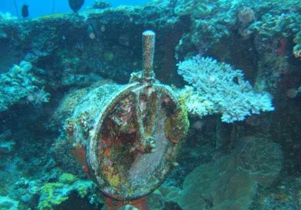 Фото. Призрачный подводный флот