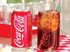 Фото. Любимая всеми Кока-Кола