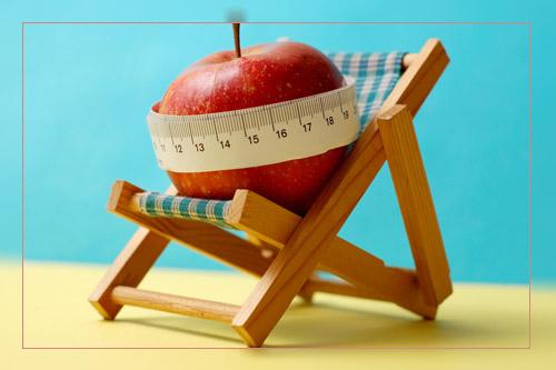 Кожура от яблока следит за вашей фигурой