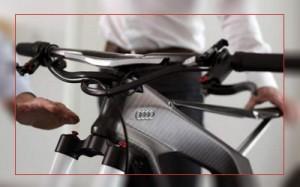 Фото. Audi E-Bike