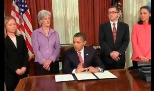 Фото. Президент Обама