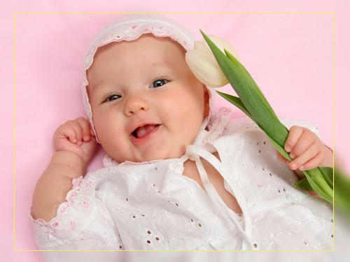 Фото. 7-месячный малыш
