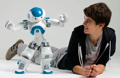 Фото. Робот NAO способен танцевать как человек