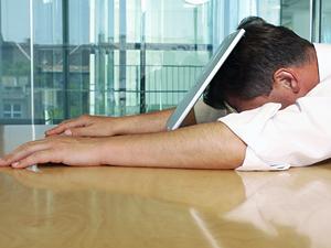 Фото. Смертельная информационная усталость