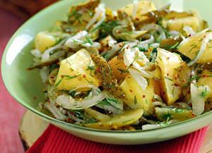 Фото. Приготовленный салат
