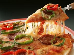 Фото. Итальянская пицца
