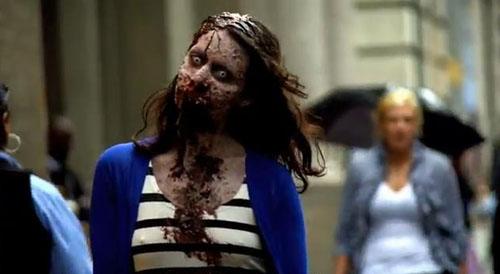 Фото. Зомби в Нью-Йорке