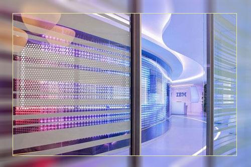 Фото. Новый офис IBM в Италии