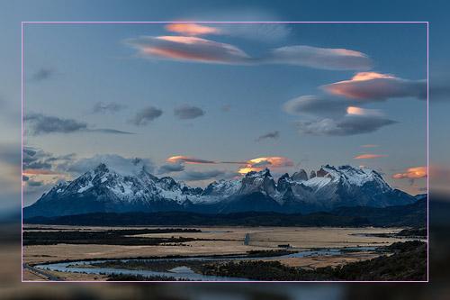 Фото. Обнаружены облака-НЛО
