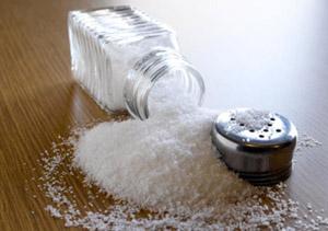 Фото. Пищевая соль