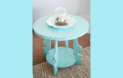 Фото. Мебель в стиле vintage