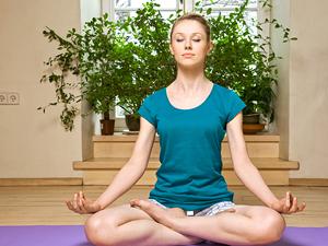 Фото. Медитация
