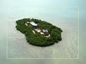 Фото. Один из предлагаемых островов для отпуска