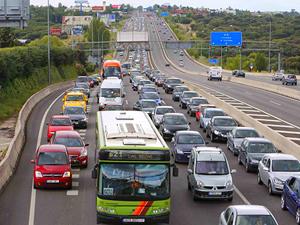 Фото. Перенасыщенный трафик