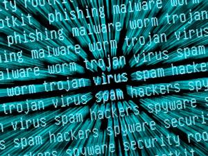 Фото. Вирусные атаки вашего компьютера