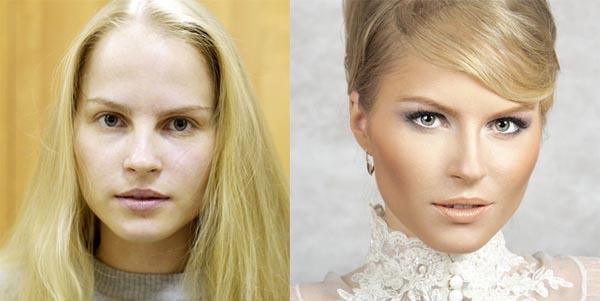 Фото. Чудотворный макияж