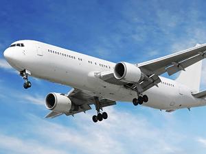 Фото. Все начинается со взлета самолета
