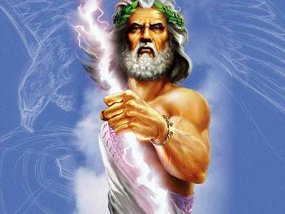 Фото. Верховный бог - Зевс