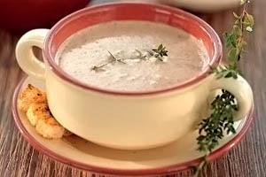 Фото. Грибной суп