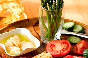 Фото. Сердце вегетарианца