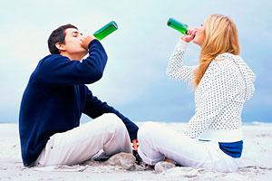 Фото. Умеренный алкоголь