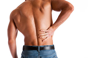 Фото. Боль в спине